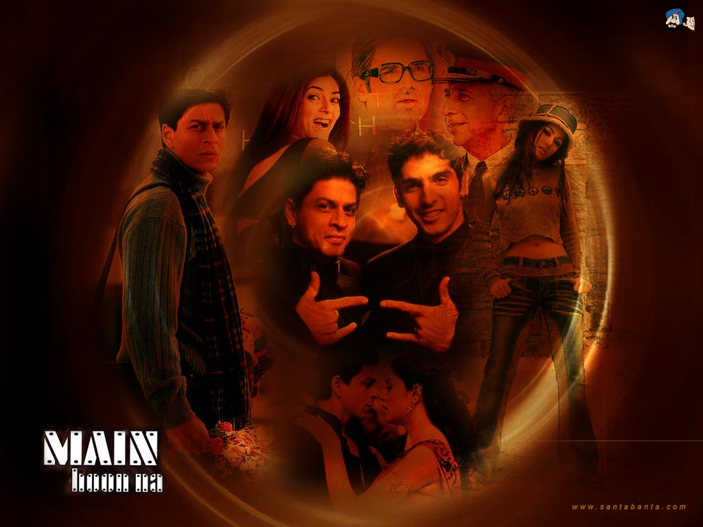 Main hoon na all songs download or listen free online saavn.